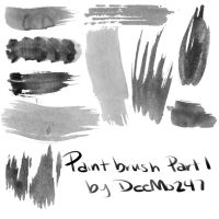 Paint Brush Part 1 by DeeMo247