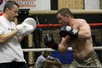 Matt Hughes training 2 by NMRosario