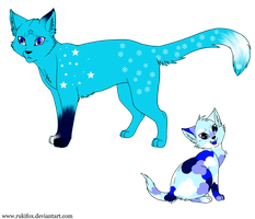 Winter Cats by Wishbreeze-Adopts