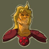 He-Man Masters of the Universe by thomsolo