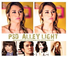 PSD Alley Ligth by jonatick4ever
