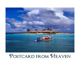 Postcard from heaven by puddlz