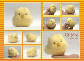 Gilbird::::Hetalia by Witchiko