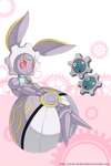 Magearna by Merum-SB-BlueOlimar