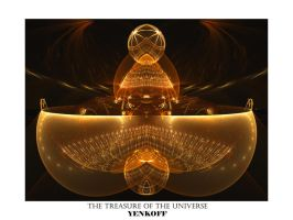 The Treasure of the Universe by Yenkoff