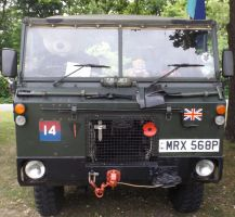 Land Rover 101 Forward Control 1 by Dan-S-T