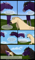 Calling Home - Page Three by Equinus