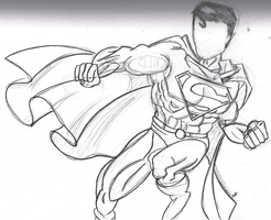 Superman by Kylieroo8
