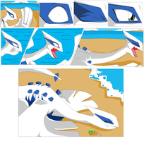 Shine Bright Like a Lugia Page 3 by TFSubmissions
