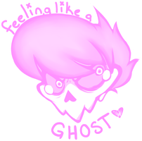ghost by catitty