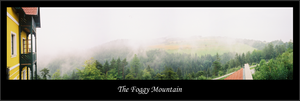 The Foggy Mountain by bdjwill