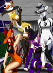 Witches of the 4 Seasons CGHQ by Kyanbu