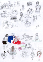Sketches_02 by TwoCrazy