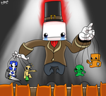 BattleBlock Theater by IceBreak23