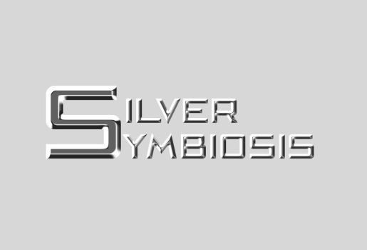 Silver Symbiosis Logo 2 by Arekage