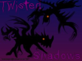 Twisted Shadows by TatterTailArt