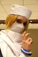 Sheik close-up by IreneMarleenAyuma