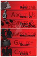 Web Banners v1-Red by jasaholic