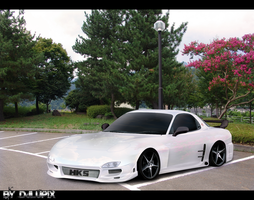 Mazda RX7 Virtual tuning by djlupix