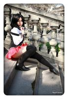 Generic Bible Black Student by Susana--chan