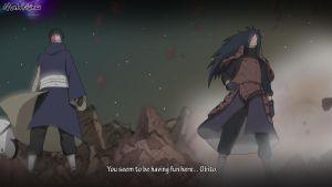 Naruto 600 Obito And Madara by matrksinw