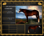 .:SSR Southern Comfort-HOF 304 Points:. by Shining-Spurs-Ranch