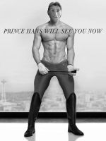 Prince Hans will see you now '50 Shades of Hans' 2 by cdpetee