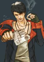 DMC - Dante re-boot by jying072