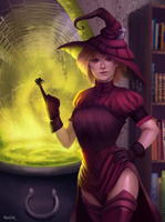Witchful Thinking by Talexior
