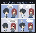 More resolute (Gruvia) by Chsabina