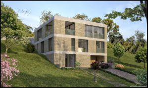 Exterior charrette 1 by diegoreales