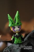 Cell puppet 02 by theredprincess