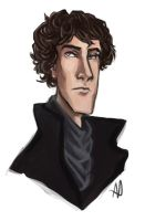 Sherlock by sevenluck