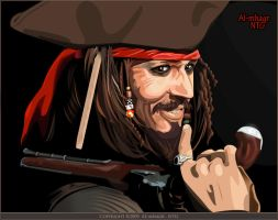 Jack Sparrow by NTG-almhagr