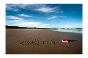 Aussie Xmas by Cameron-Jung