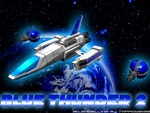 Blue Thunder by Tarrow100