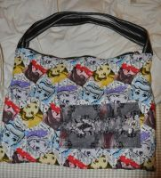 Reversible Disney Princess Bag by jmaur82