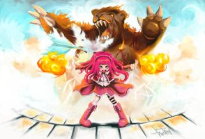 Annie League of Legends by Timusama