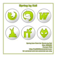 Spring Icon Pack by pimpmydesk