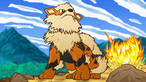 Arcanine by blastertwo