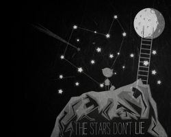 The Stars Don't Lie by MikiMikibo