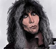 Blackie Lawless by MabMeddowsMercury