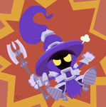 Veigar and his Short Temper by aftertaster7