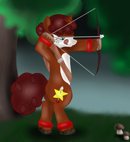 AT: Shooting Arrow by Muketti