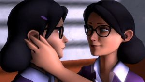 [SFM Animated Short] Miss Pauling(s) by BlueVersusRed