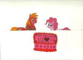 Love Cake by DivineDesserts