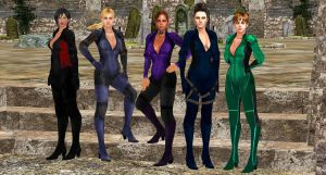BSAA-BATTLESUIT-SQUAD-2 by blw7920