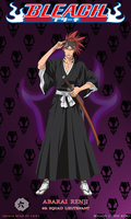 Abarai Renji 01 by B-FT-OP-PROJECT