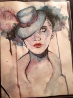 The Mad Hatter by Leialeia