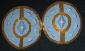Accessory Commission - Armour by kyos-girl